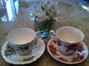 grandmas teacups