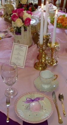 Pink and Purple Princess table cropped