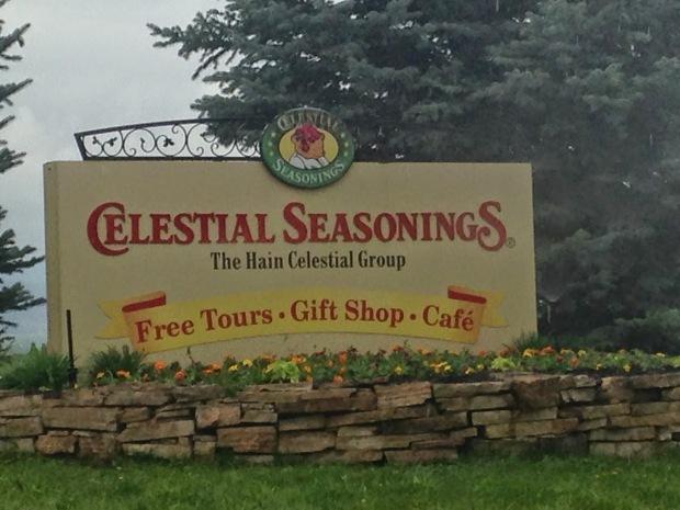 Image result for celestial seasonings tour